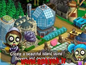 دانلود بازی زامبی های مهاجر Zombie Settlers 1.0.5 اندروید