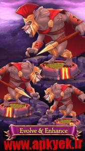 دانلود بازی میدان قهرمانان Zomon: The Path of Heroes v1.7.6 اندروید