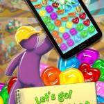 دانلود بازی قطره های چسبنده Gummy Drop! v1.12.0 اندروید