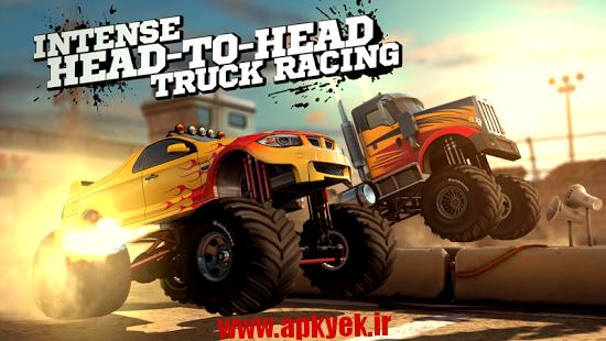 دانلود بازی مسابقه ام ام ایکس MMX Racing 1.13.8605 اندروید