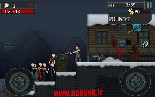 دانلود بازی ZKW-Reborn v1.2.1 اندروید مود شده