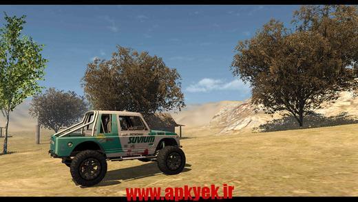 دانلود مسابقه رالی 4×4 Rally Trophy Expedition Racing v1.0.3 اندروید