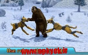 دانلود بازی گرگ های عصبانی Angry Wolf Simulator 3D v1.2 اندروید