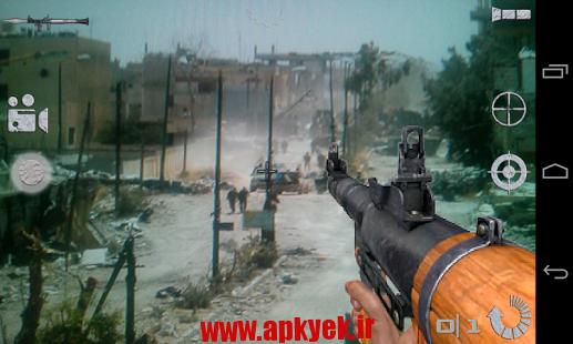 دانلود بازی افراد مسلح Armed Cam v2.1.5 اندروید