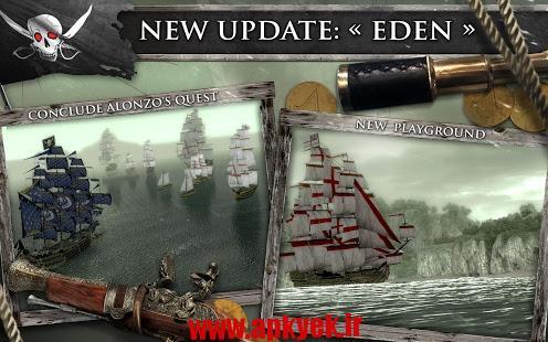 دانلود بازی گرافیکی دزدان دریایی Assassin's Creed Pirates v2.3.1 اندروید