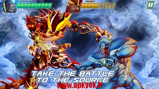 دانلود بازی حماسه سگا BIOWARS: Blastor's Saga v2.0.4 اندروید