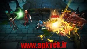 دانلود بازی لبه جنگ Blade Warrior v1.3.3 اندروید