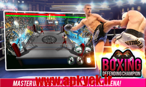 دانلود بازی دفاع بوکس Boxing Defending Champion v1.2 اندروید