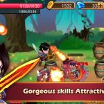 دانلود بازی جنگنده شجاع Brave Fighter v1.1.0 اندروید مود شده