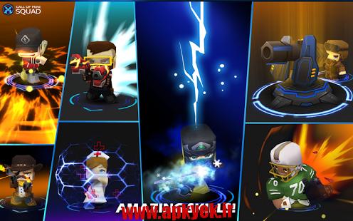 دانلود بازی ندای کوتاه Call of Mini™ Squad v1.0.1 اندروید مود شده