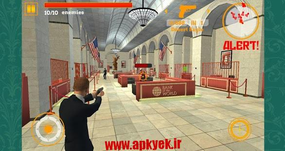 دانلود بازی غلبه بر جرم Cartel Legend: Crime Overkill v1.5 اندروید