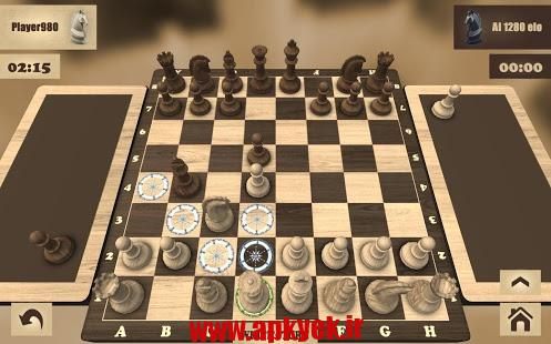 دانلود بازی شطرنج ﻓﯿﻮﮊﻥ Chess Fusion Free v2.2 اندروید