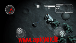 دانلود بازی کمک به فضانورد Colonisation: The Moon v1.0 اندروید