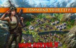 دانلود بازی فرماندهی Commanders v0.0.3 اندروید