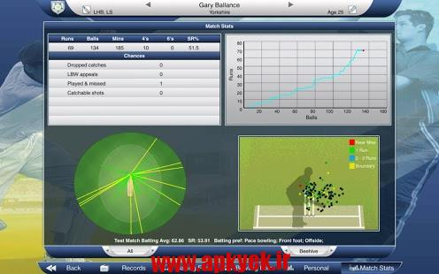 دانلود بازی کریکت کاپیتان Cricket Captain 2015 v0.54 اندروید