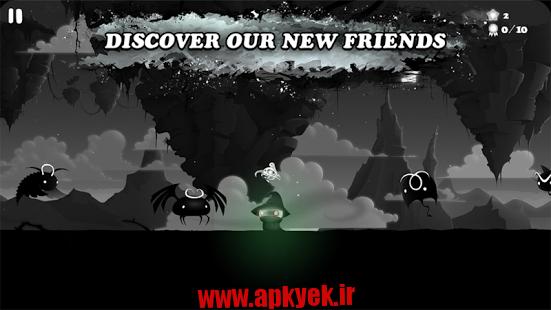 دانلود بازی اکشن Darklings v1.4 اندروید مود شده