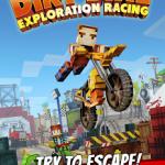 دانلود بازی دوچرخه سواری پیکسلی Dirt Bike Exploration Racing v1.3.0 اندروید