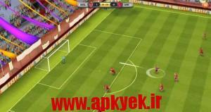 دانلود بازی فوتبال دیزنی Disney Bola Soccer v1.1.4 اندروید مود شده