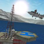 دانلود بازی فرود هواپیما F18 Carrier Landing II Pro v3.0 اندروید