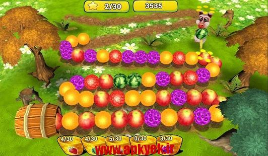 دانلود بازی انفجار مزرعه Farm Blast 3D v1.0 اندروید