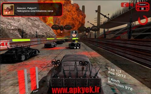 دانلود بازی مسابقه نهایی Final Race Free v1.0.4 اندروید
