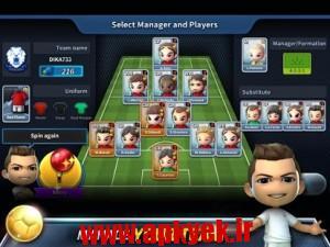 دانلود اعتصاب فوتبال Football Strike v1.1.0 اندروید