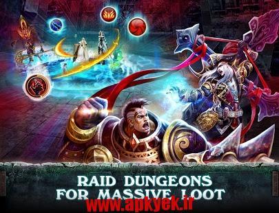 دانلود بازی ترک جهان Forsaken World Mobile MMORPG v0.5.0 اندروید