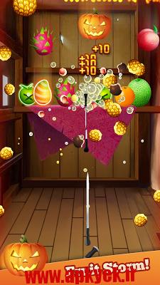 دانلود بازی نابودی میوه ها Fruit Smash v1.4 اندروید