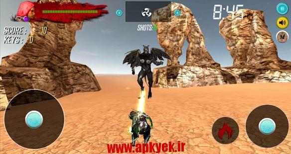 دانلود بازی ساعت Hourglass Chronicles Warrior v1.7 اندروید