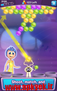دانلود بازی اندیشه حباب ها Inside Out Thought Bubbles v1.4.0 اندروید