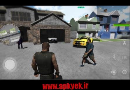 دانلود بازی دیوانه شهر Mad City Crime 1.14 اندروید