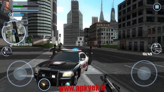 دانلود بازی پلیس دیوانه Mad Cop 5 – Federal Marshal v1.0.3 اندروید