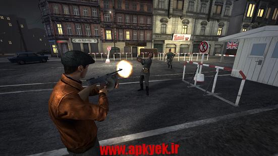 دانلود بازی ماموریت در برلین Mission: Berlin v1.0 اندروید