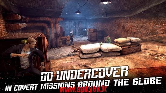 دانلود بازی ماموریت غیر ممکن Mission Impossible RogueNation 1.0.2 اندروید مود شده