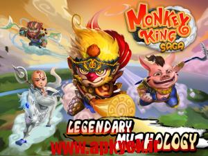 دانلود میمون پادشاه Monkey King Saga v1.0.0 اندروید مود شده