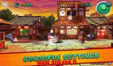 دانلود بازی شورکین نینجا Ninja Shuriken v37 اندروید