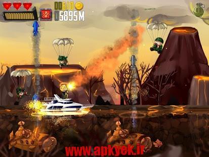 دانلود بازی قهرمان تیر اندازی Ramboat: Hero Shooting Game v2.4.0 اندروید