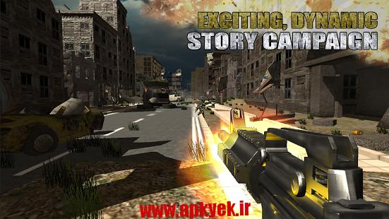 دانلود بازی جنگ دوم Second Warfare 2 v1.04 اندروید مود شده