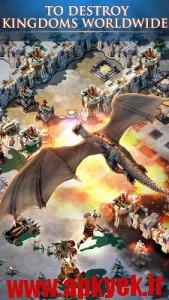 دانلود بازی اکشن فروپاشی Siegefall v1.0.1 اندروید