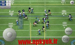 دانلود بازی فوتبال استکمن Stickman Football 1.0 اندروید