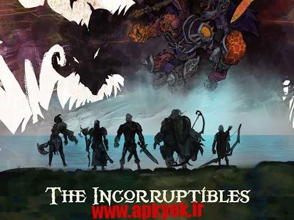 دانلود بازی استراتژیکی The Incorruptibles v0.2.0 اندروید