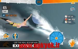 دانلود بازی بادی بور The Journey – Bodyboard Game v1.1.2 اندروید مود شده