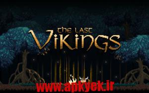 دانلود بازی آخرین وایکینگ ها The Last Vikings v1.2 اندروید