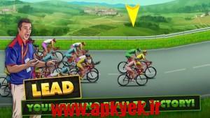 دانلود بازی تور دوچرخه سواری فرانسه Tour de France 2015 – The Game v1.2.6 اندروید