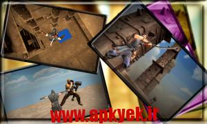 دانلود بازی جنگجو قاتل Tower Ninja Assassin Warrior v1.2.1 اندروید