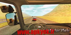 دانلود بازی شبیه ساز کامیون Truck Simulator : Europe v0.9 اندروید مود شده