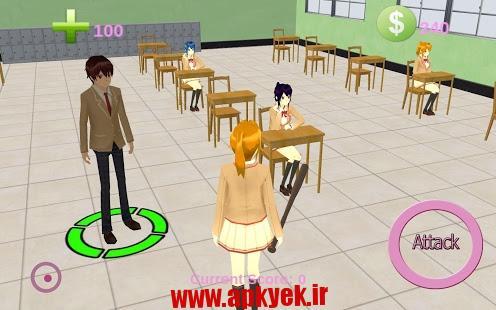 دانلود بازی شبیه ساز Tsundere Simulator v1.0 اندروید