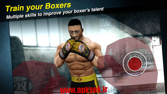 دانلود بازی چالش جهانی بوکس World Boxing Challenge 1.0.2 اندروید