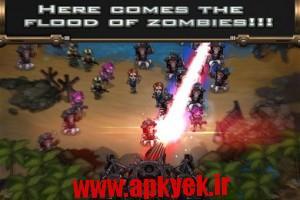 دانلود بازی طوفان زامبی ها Zombie Storm v1.0.6 اندروید
