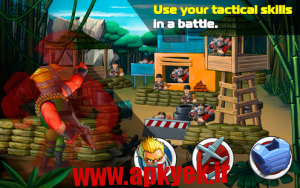 دانلود بازی سرباز ELITE SOLDIER v1.7 اندروید مود شده